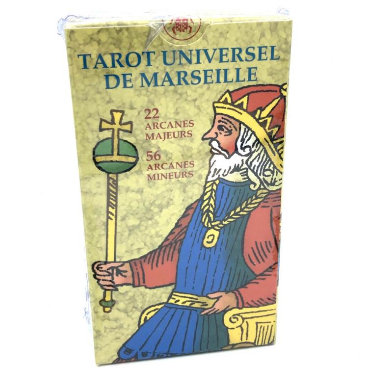 TAROT DE MARSEILLE - TAROT UNIVERL DE MARSEILLE
